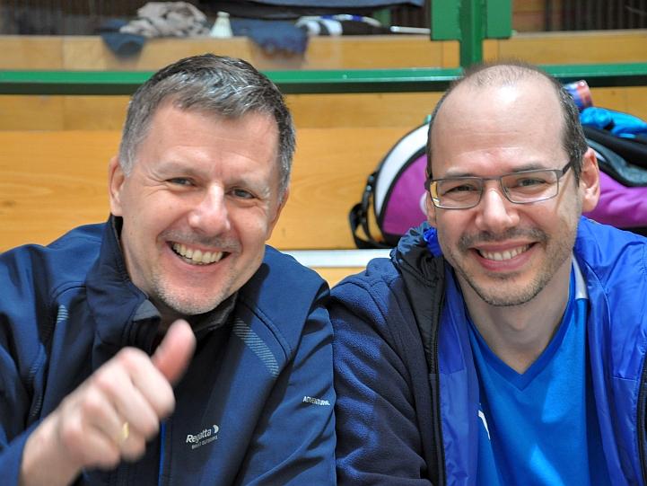 Manfred und Jens