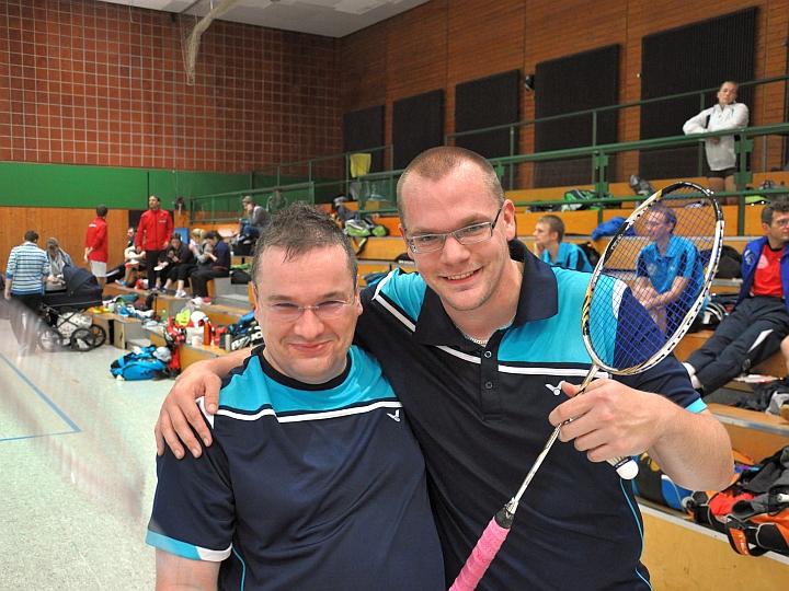 Henning und Jürgen