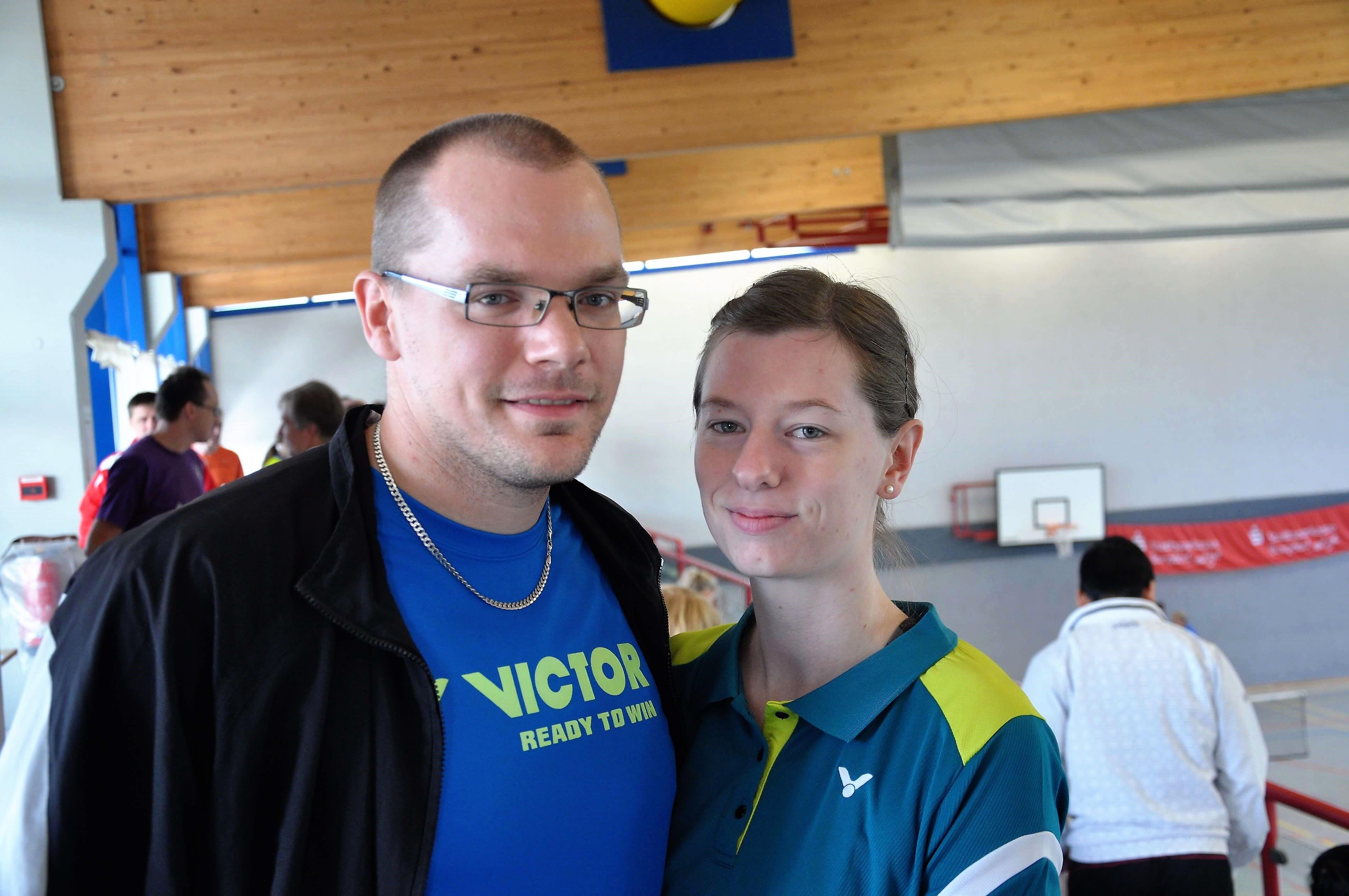 Alina und Jürgen Schaper