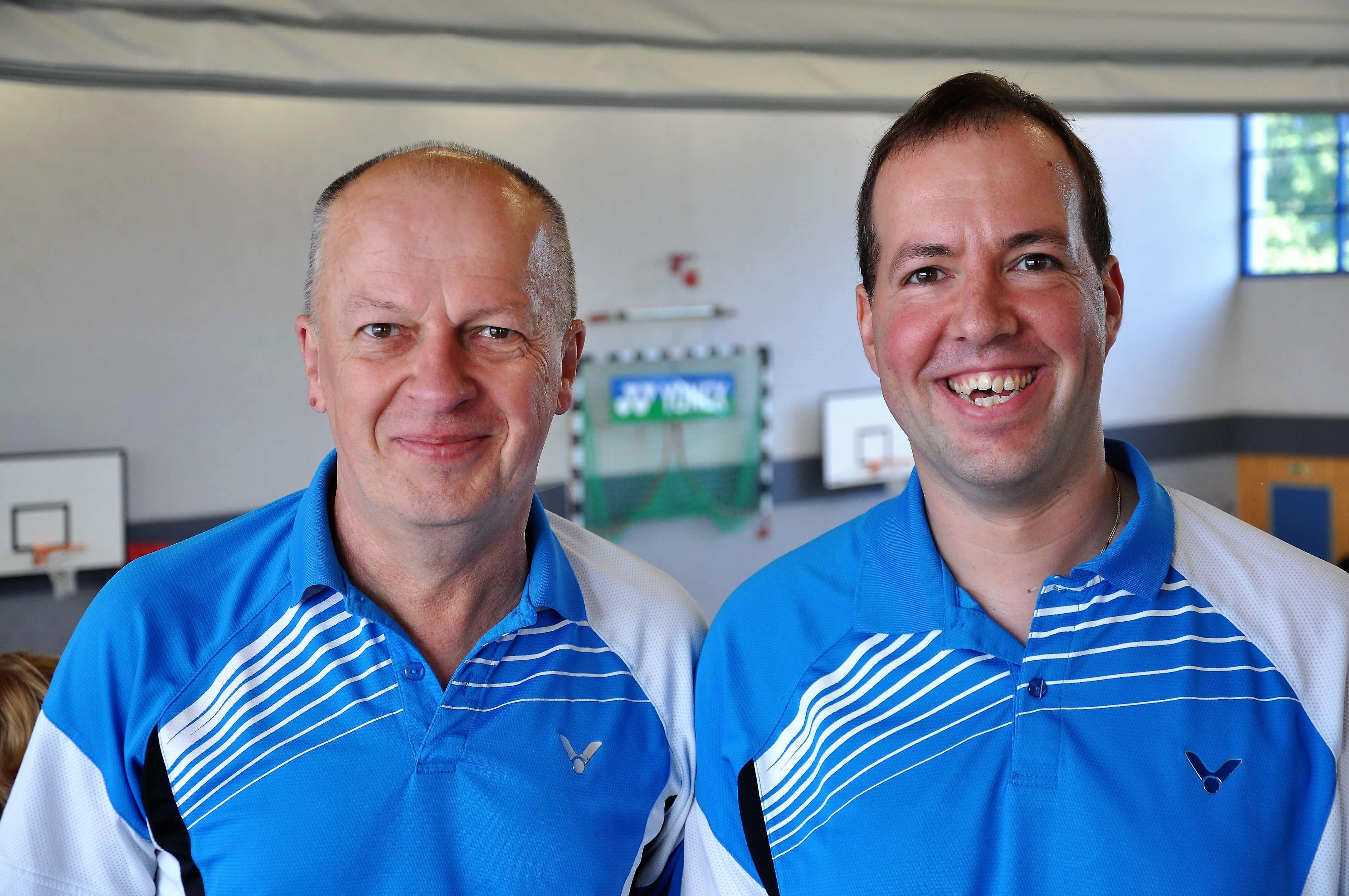 Ralf Kappus und Daniel Wuttke