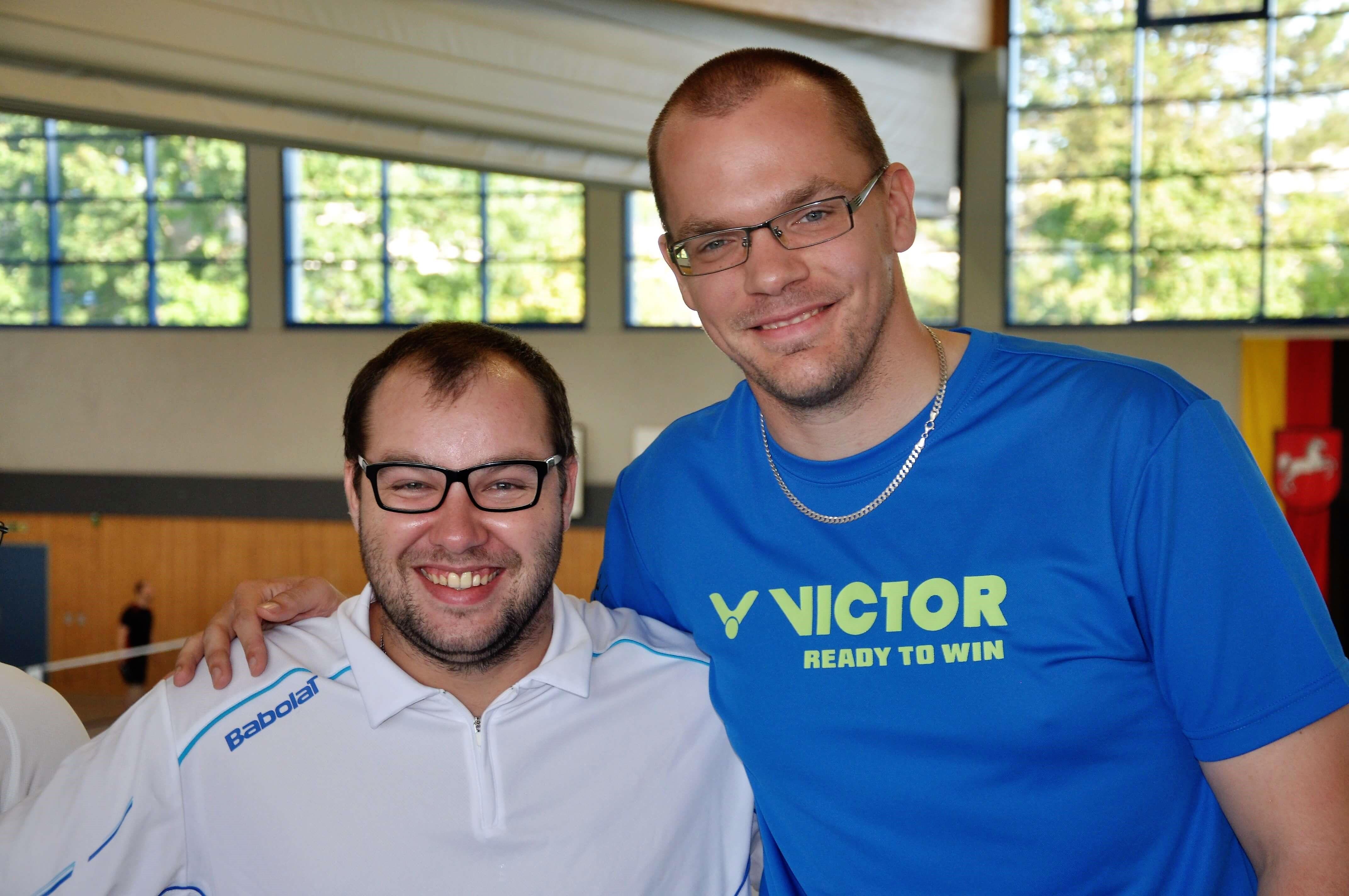 Alexander Wachtel und Jürgen Schaper