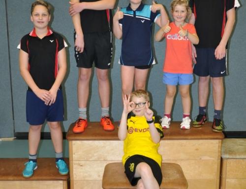 1. Badminton C-Ranglistenturnier des Lehrter SV