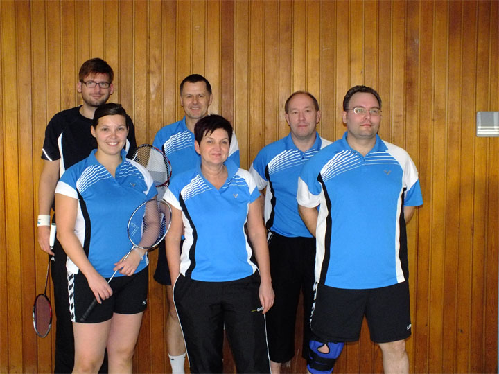 Bild der zweiten Mannschaft